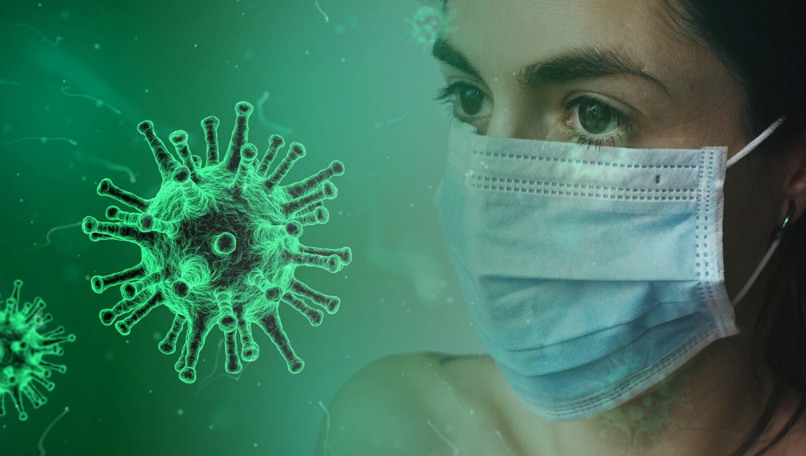Corona Virus CBD